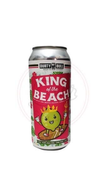 King Of The Beach- 16oz Can