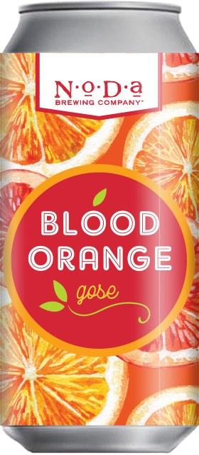 Blood Orange Gose - 16oz Can