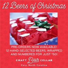 12 Beers Of Christmas - 12pk