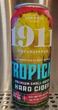 1911 Tropical Cider - 16oz Can