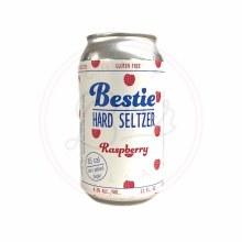 Bestie Raspberry - 12oz Can