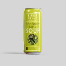 Coconut Lime Sour - 16oz Can