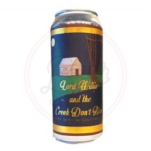 Lord Willin' - 16oz Can