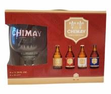Chimay Quadrilogy Sampler Pack