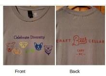 Diversity T-shirt - Medium