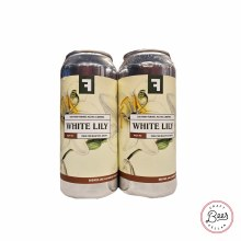 White Lily - 16oz Can