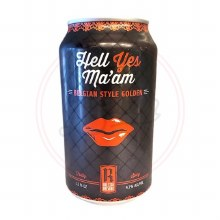 Hell, Yes Ma'am - 12oz Can