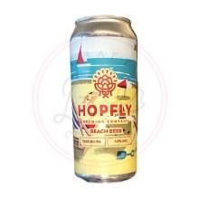 Beach Beer - 16oz Can