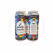 Monk's Trunks - 16oz Can