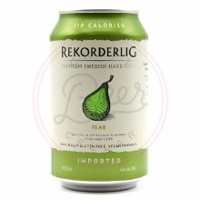 Pear Cider - 330ml Can