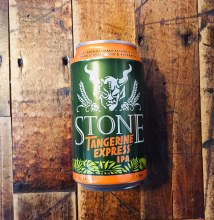 Tangerine Express - 12oz Can
