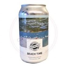 Beach Time - 12oz Can
