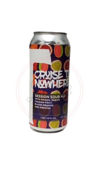 Cruise To Nowhere - 16oz Can