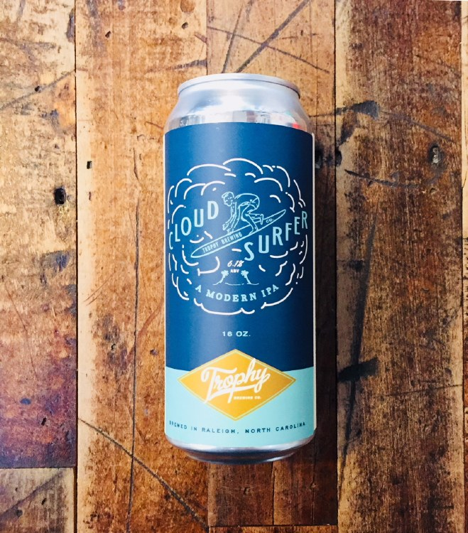 Cloud Surfer Ipa - 16oz