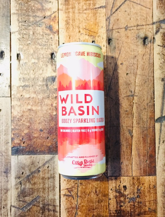 Wild Basin Lemon - 12oz Can