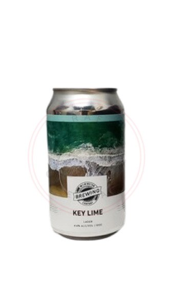 Key Lime Lager - 12oz Can