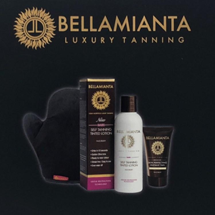 Bellamianta Dark Lotion Gift Set