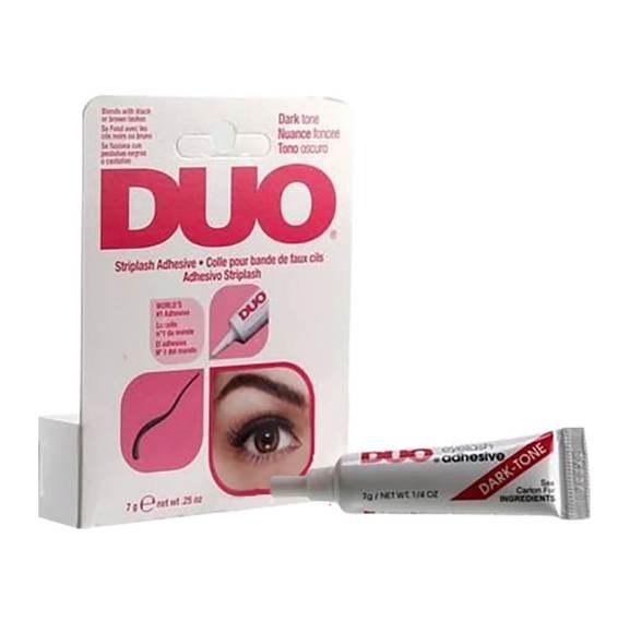 Duo Strip Adhesive Dark (Dries Black) 7g