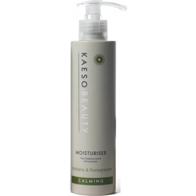 Kaeso Calming moisturiser with Mulberry & Pomegranate 195ml
