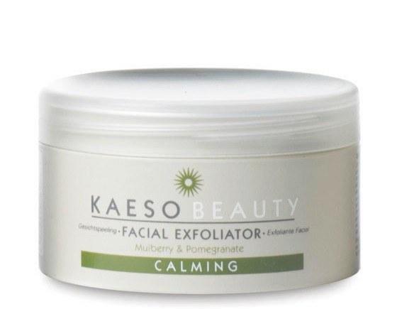 Kaeso Facial Exfoliator Calming Mulberry & Pomegranate 95ml