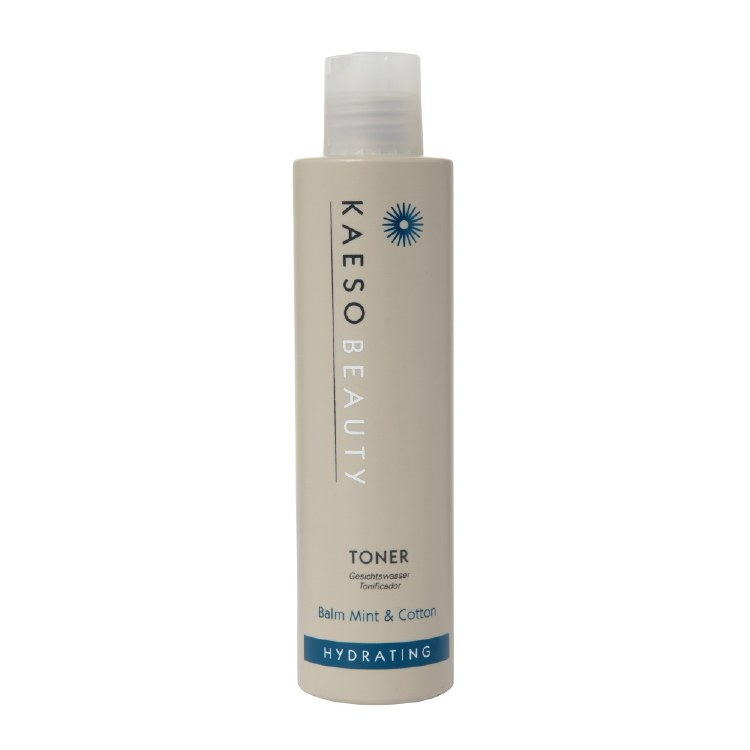 Kaeso Hydrating Toner with Balm Mint & Cotton 195ml