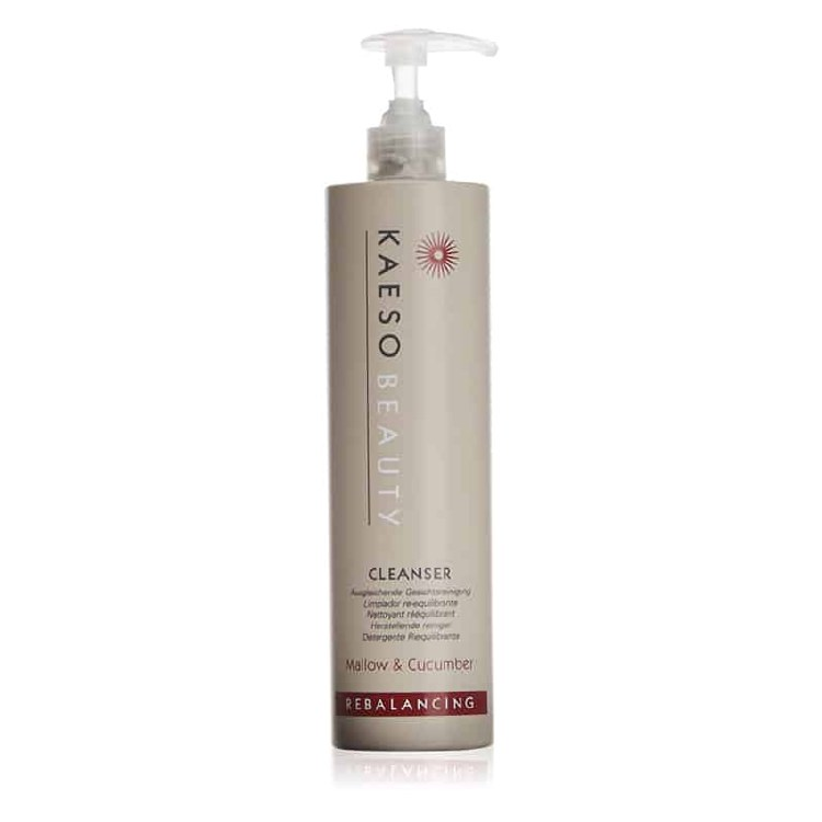 Kaeso Rebalancing Cleanser with Mallow & Cucumber with Mallow & Cucumber 195ml