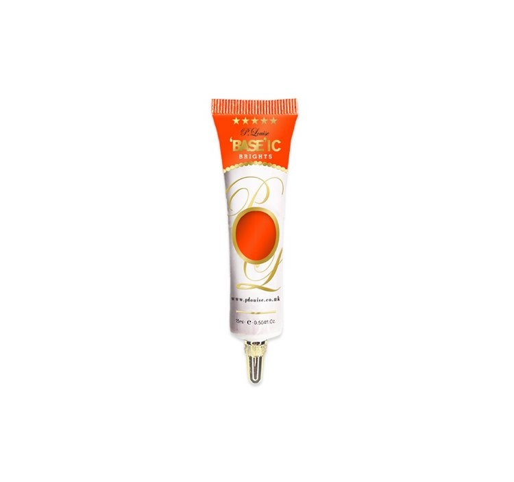 P.Louise Coloured Base OTT Orange 15ml