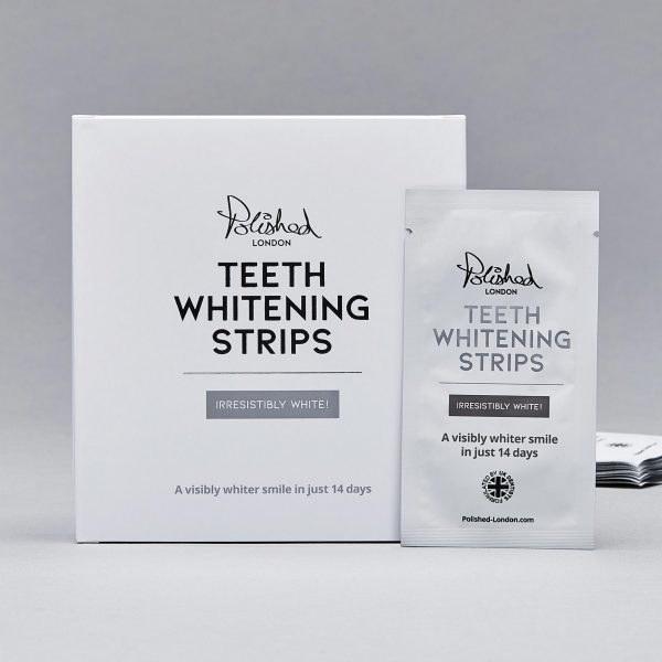 Polished London Teeth Whiting Strips