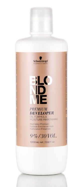 Schwarzkopf Blonde Me Premium Developer 9%/30Vol