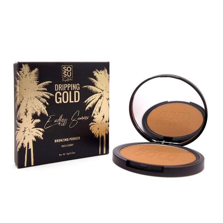 SoSu Dripping Gold Endless Summer Bronzing Powder 15g