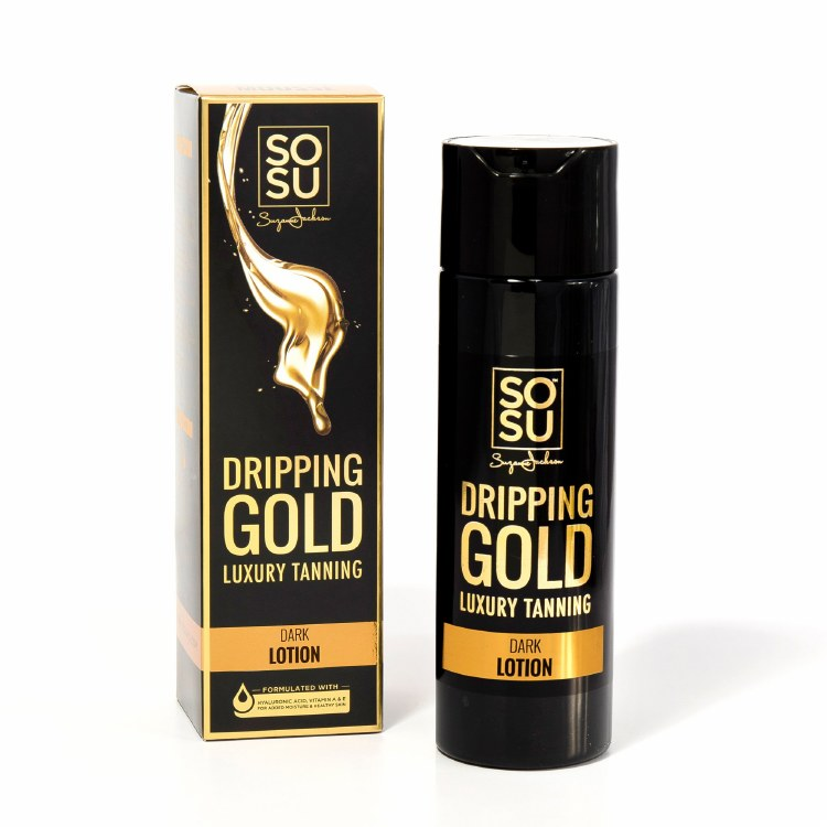 Sosu Driping Gold Dark Lotion