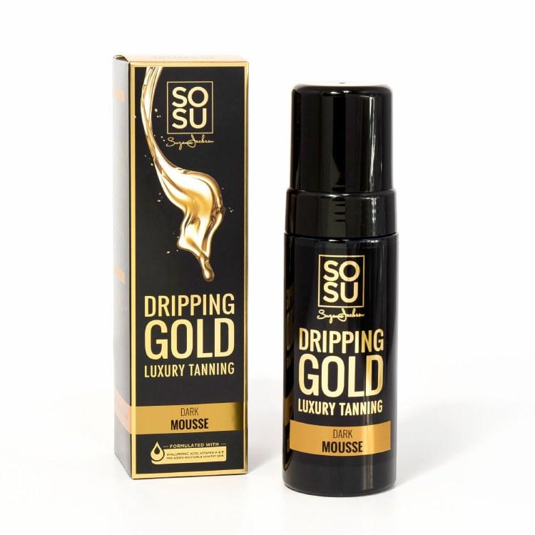SoSu Dripping Gold Dark Mousse