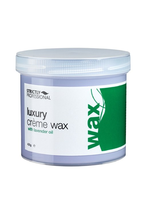 SP Luxury Creme Wax With Lavender Oil 425g