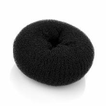 9cm Black Hair Bun Shaper