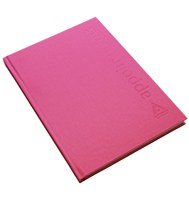 Agenda Appointment Book 6 Column-Hot Pink