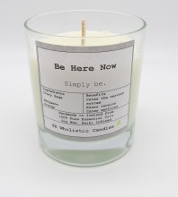 Aromatherapy Candle #Be Here Now