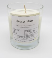 Aromatherapy Candle #Happy Mamma