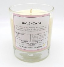 Aromatherapy Candle #Self Care