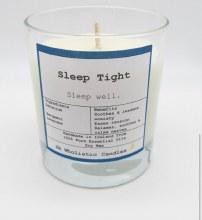 Aromatherapy Candle #Sleep Tight