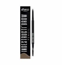 B.Perfect Indestructi' Brow Pencil Dark Brown