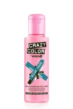 Crazy Color  Blue Jade 100ml Semi Permanent Hair Colour Cream