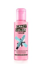 Crazy Color  Bubblegum Blue 100ml Semi Permanent Hair Colour Cream