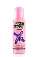 Crazy Color  Hot Purple 100ml Semi Permanent Hair Colour Cream