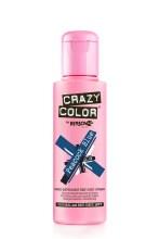 Crazy Color  Peacock Blue 100ml Semi Permanent Hair Colour Cream