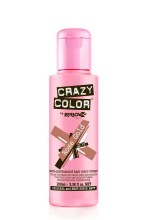 Crazy Color  Rose Gold 100ml Semi Permanent Hair Colour Cream