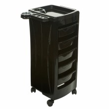 Crew Orlando King Salon Trolley Black