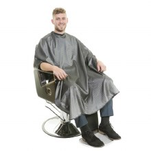 Crewe Orlando Excutive Barber Cape Grey