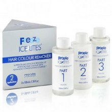 Freeze Ice lites Colour Remover 2 x 100ml 2 Applications
