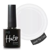 Halo Velvet Top Coat 8ml