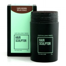 Hair Sculptor Hair Fibers Dark Brown
